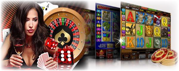 オンラインカジノスロットとライブゲーム